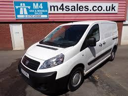 used fiat scudo vans for sale motors co uk