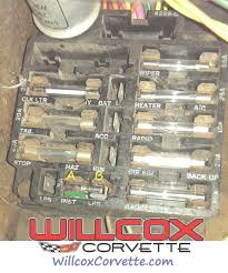 77 corvette fuse box corvette schematics and wiring diagrams