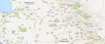Maps Goog Physical Map Of Afghanistan