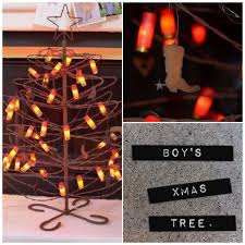 wire christmas tree with lights my manly barbed wire christmas tree with shotgun shell lights alex
