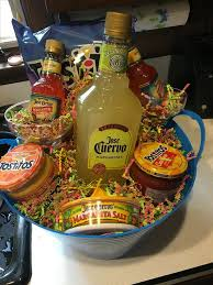 mexican gift basket best 25 margarita gift baskets ideas on silent
