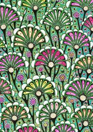 Floral Art Designs 962 Best Vintage Retro Style Patterns Images On Pinterest