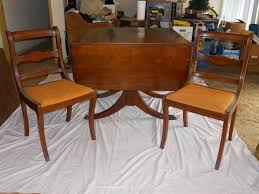 Antique Dining Furniture Antique Dining Table And 5 Chairs For Sale Antiques Com