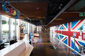Google Office Dublin Delectable 90 Google Office Hq Design Decoration Of I Want To
