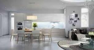 deco salon ouvert sur cuisine deco salon cuisine ouverte lovely deco salon cuisine ouverte en