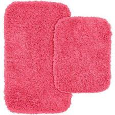 pink bath rugs mats mats the home depot