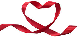 heart ribbon transparent png clip image gallery