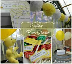 yellow baby shower ideas gorgeous yellow baby shower any to be will