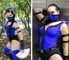 Halloween Costumes Mortal Kombat Original Kitana Won U0027t Halloween Costume