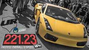 Lamborghini Gallardo Twin Turbo - news underground racing