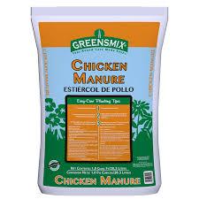 shop 1 cu ft chicken manure at lowes com