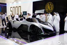 devel sixteen prototype motor show 2013 devel sixteen