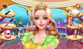 Girls In Bathroom With Boys Mermaid Bathing Girls Games Android Apps On Google Play
