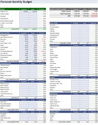 Budget Book Template Hoa Budget Template 100 Monthly Budgets Spreadsheets Template