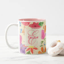 Pretty Mugs Pretty Coffee U0026 Travel Mugs Zazzle