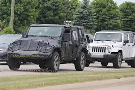 2018 jeep wrangler redesign 2018 jeep jl redesign and release date newscar2017