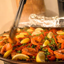 happy thanksgiving day in spanish christmas spanish style how to make paella after orange county