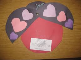mrs albanese u0027s kindergarten class the love bug