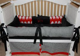 Alabama Bed Set Awesome 90 Black White Baby Bedding Sets Design Ideas Of