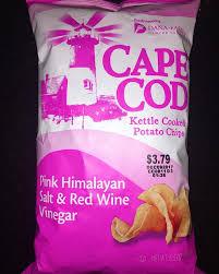 Cape Cod Russet Potato Chips - it u0027s erik nagel capecod pink himalayan salt u0026 red wine
