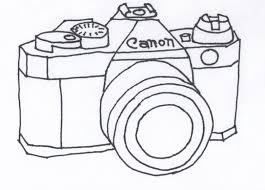camera clipart camera sketch pencil and in color camera clipart