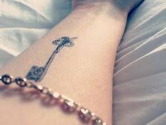 small key tattoo ink girly tattoos youqueen tattoo ideas