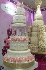 wedding cake structures wedding