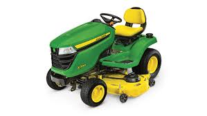 x300 select series lawn tractor x390 54 in deck john deere us