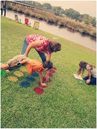 Outdoor Family Picture Ideas Backyards Chic Outdoor Twister 128 Family Friendly Backyard