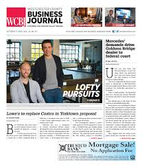 lexus pursuits visa apply westchester county business journal 101716 by wag magazine issuu