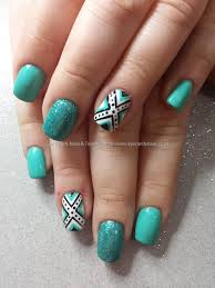mint green nails n a i l s pinterest green colors anchors mint