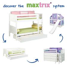 maxtrix mid loft bed with staircase maxtrix beds maxtrix bed