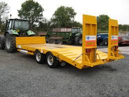 kane low loader trailers graeme gilliland plant sales www