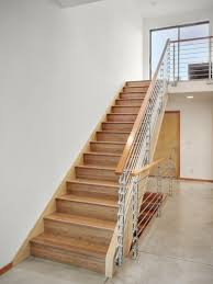 Wooden Banister Rails Modern Wooden Handrail Stairs Design Ideas