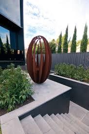 best 25 metal garden sculptures ideas on metal garden