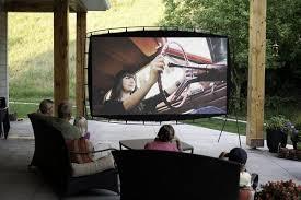 outdoor entertainment outdoor entertainment gear big screen 115