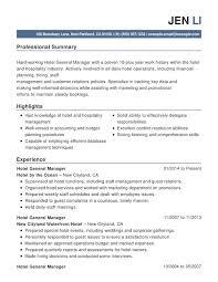 hospitality resume exle best hospitality resume templates sles resum