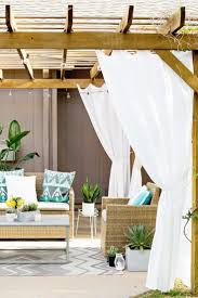 great cabana curtains patio best 25 outdoor curtains ideas on