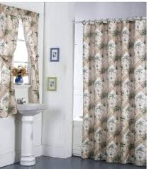 Matching Bathroom Window And Shower Curtains Shower Window Curtain Sets Inside Shower Window Curtain Luxury