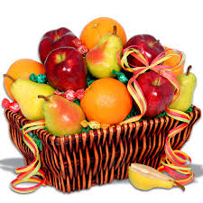 christmas fruit baskets fruit basket3 je flowers