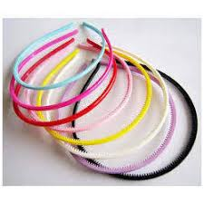 hair bands plastic hair bands plastic hair bands eqale enterprise delhi