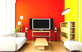Modern Home Interior Paint Colours Contemporary Spaces Interior - Home interior paint design ideas