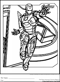 surprising ultimate iron man coloring pages with ironman coloring