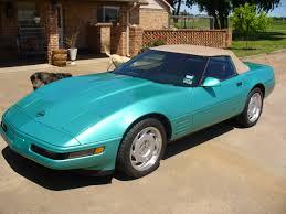 1991 corvette colors jwbdvette 1991 chevrolet corvetteconvertible 2d specs photos