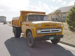 Classic Chevy Dump Trucks - the wheel and tire page