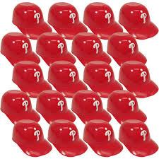 philadelphia phillies official mlb 8oz mini baseball helmet ice