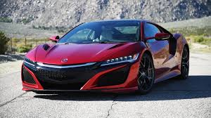 Acura Sports Car Price 2017 Acura Nsx Review First Drive Youtube