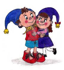 noddy and molly by krofftfan96 ayk oui oui noddy pinterest noddy and molly by