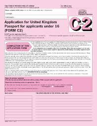 passport application form uk fill online printable fillable