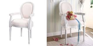 fauteuil louis xvi pas cher chaise medaillon pas chere gelaco